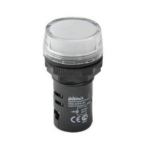 ЛК22-ADDS-WHI-LED лампы коммутационные Dekraft
