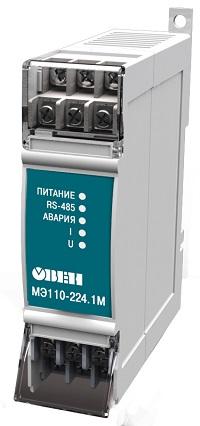 Модуль ввода-вывода МЭ110-224.1М  ОВЕН