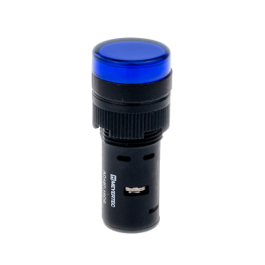 MT16-D16 Meyertec сигнальная лампа синего цвета