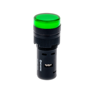 MT16-D63 Meyertec сигнальная лампа зелёного цвета