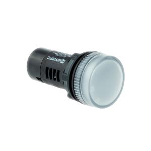 MT22-A61 Meyertec сигнальная лампа белого цвета
