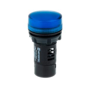 MT22-A66 Meyertec сигнальная лампа синего цвета