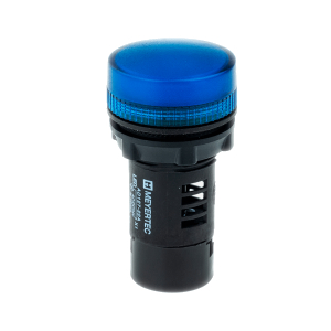 MT22-A76 Meyertec сигнальная лампа синего цвета