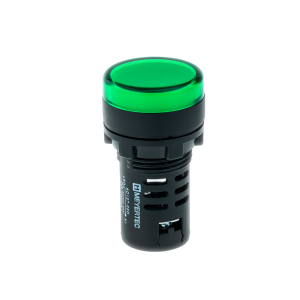 MT22-D13 Meyertec сигнальная лампа зелёного цвета 24V AC/DC IP40
