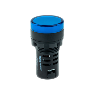 MT22-D16 Meyertec сигнальная лампа синего цвета 24V AC/DC IP40