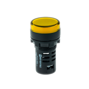 MT22-D35 Meyertec сигнальная лампа жёлтого цвета