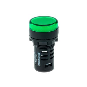 MT22-D63 Meyertec сигнальная лампа зелёного цвета