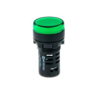 MT22-D73 Meyertec сигнальная лампа зелёного цвета 380V AC IP40