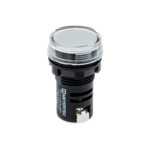 MT22-S11 Meyertec сигнальная лампа белого цвета