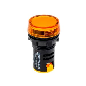 MT22-S15 Meyertec сигнальная лампа жёлтого цвета