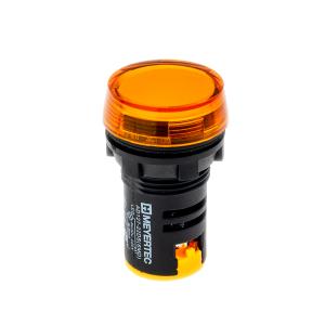 MT22-S35 Meyertec сигнальная лампа жёлтого цвета