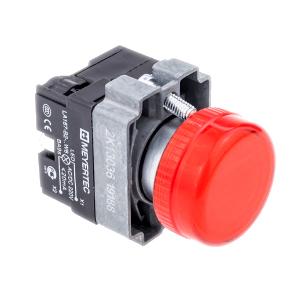 MTB2-BV634 сигнальная лампа 220V красный Meyertec