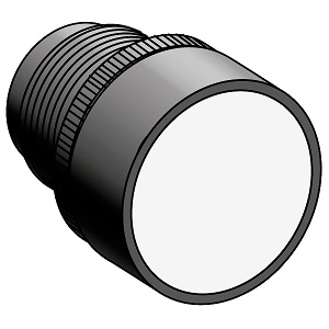 Кнопка плоский толкатель (головка) MTB2-EA1, MTB2-EA2, MTB2-EA3, MTB2-EA4, MTB2-EA5, MTB2-EA6 Meyertec