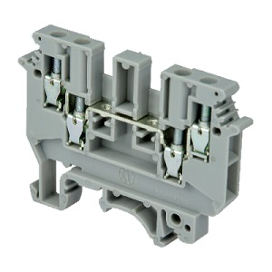 MTU-FO4 клемма двухуровневая на 4 мм² MEYERTEC