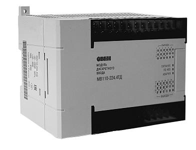Модуль ввода-вывода МВ110-224.4ТД  ОВЕН