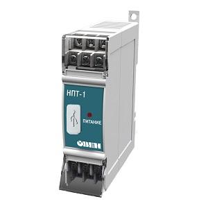НПТ-1 ОВЕН нормирующий преобразователь на DIN рейку (НПТ-1.00.1.1 [М01])