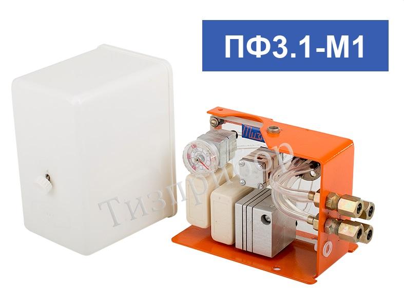 Устройство обратного предварения ПФ3.1-М1 Тизприбор
