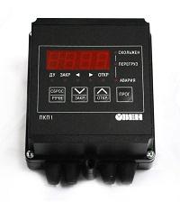 ПКП1Т-Щ1  ОВЕН устройство управления и защиты электропривода задвижки без применения концевых выключателей