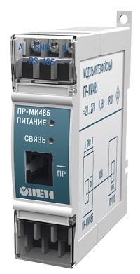 ПР-МИ485 ОВЕН программируемое реле модуль интерфейсный