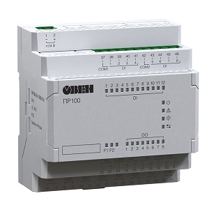 ПР100 ОВЕН компактное программируемое реле для локальных систем автоматизации