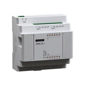 ПРМ-24.1 ОВЕН модуль расширения, 24VDC, 8xDI(24), 8xDO(Р)