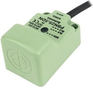 PSN25-5DN  трёхпроводной бесконтактный датчик приближения серии PSN Autonics