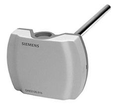 QAE2121.015 - Погружной датчик температуры 150 мм LG-Ni1000 без защитной гильзы Siemens