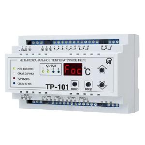 ТР-101 цифровое температурное реле Новатек-Электро