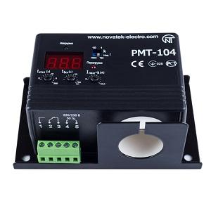 РМТ-104 реле максимального тока Новатек-Электро