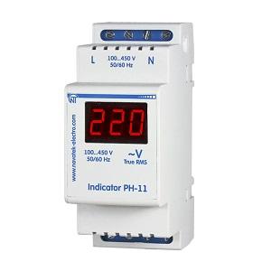 РН-11 однофазный цифровой индикатор напряжения Новатек-Электро