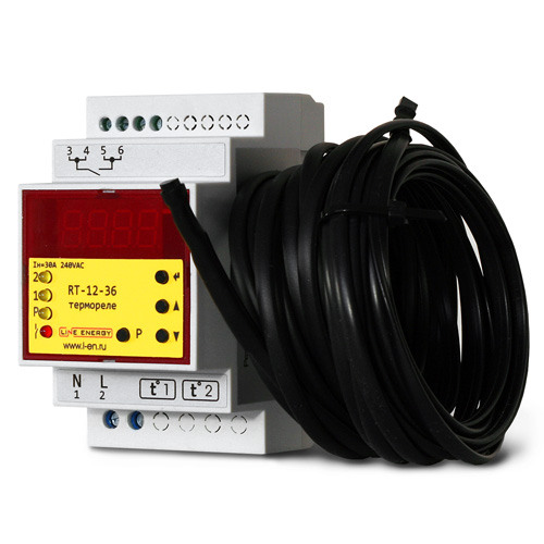 Термореле  RT-12-36 Line Energy
