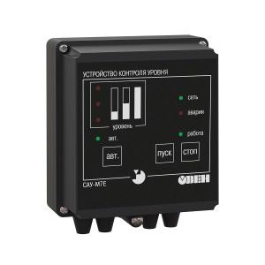 САУ-М7Е-Н ОВЕН настенный сигнализатор уровня жидких и сыпучих сред