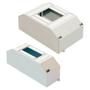 ЩРH-П-1/2 пластиковые корпуса для автоматических выключателей Dekraft
