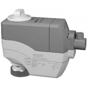 SSC31 - Электромоторный привод, AC 230 V, 3-позиционный Siemens