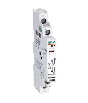 СК401-1010 сигнальный контакт Dekraft