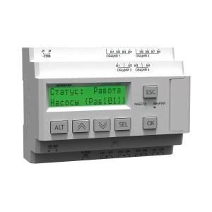 СУНА-122 ОВЕН каскадный контроллер для управления насосами с преобразователем частоты