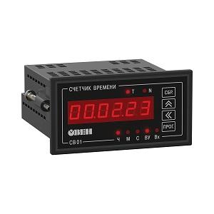 СВ01-220.Щ2.Р ОВЕН счетчик времени наработки оборудования