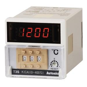Термоконтроллер цифрового типа серии T3S/T3H/T4M/T4L Autonics