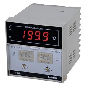 Термоконтроллер цифрового типа серии T4LP Autonics