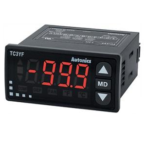 Контроллеры для холодильных установок серии TC3YF Autonics