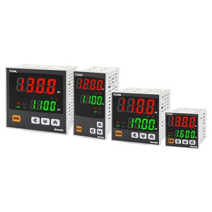 Термоконтроллеры с ПИД-регулятором серии TCN Autonics