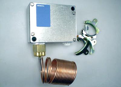 QAF81.3  Термостат, 2-позиционный Siemens