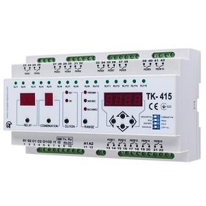 TK-415 многофункциональный таймер Новатек-Электро