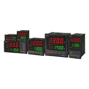 Термоконтроллеры с ПИД-регулятором серии TK Autonics