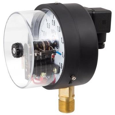 ТМ- 510.05 IP54 от 0 до 10 МПа манометры с повышенной плылевлагозащищённостью и  электроконтактной приставкой РОСМА