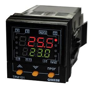 ТРМ 101 ОВЕН ПИД-регулятор с универсальным входом и RS-485