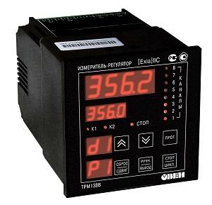 ТРМ138В ОВЕН универсальный измеритель-регулятор восьмиканальный