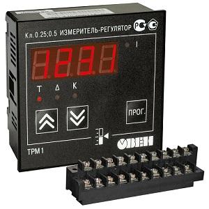 ТРМ1 ОВЕН измеритель-регулятор одноканальный | терморегулятор
