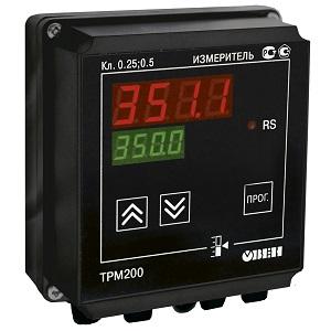 ОВЕН ТРМ 200 c RS-485 измеритель