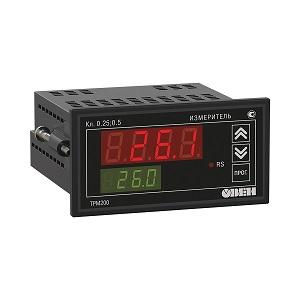 ТРМ200-Щ2  ОВЕН c RS-485 измеритель двухканальный